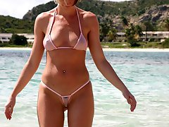 8 pictures - bikini models picture gallery