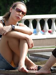 8 pictures - sport voyeur upskirt pics gallery